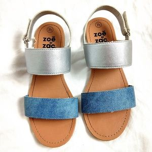 Zoe and Zac Girl Sandals Payless